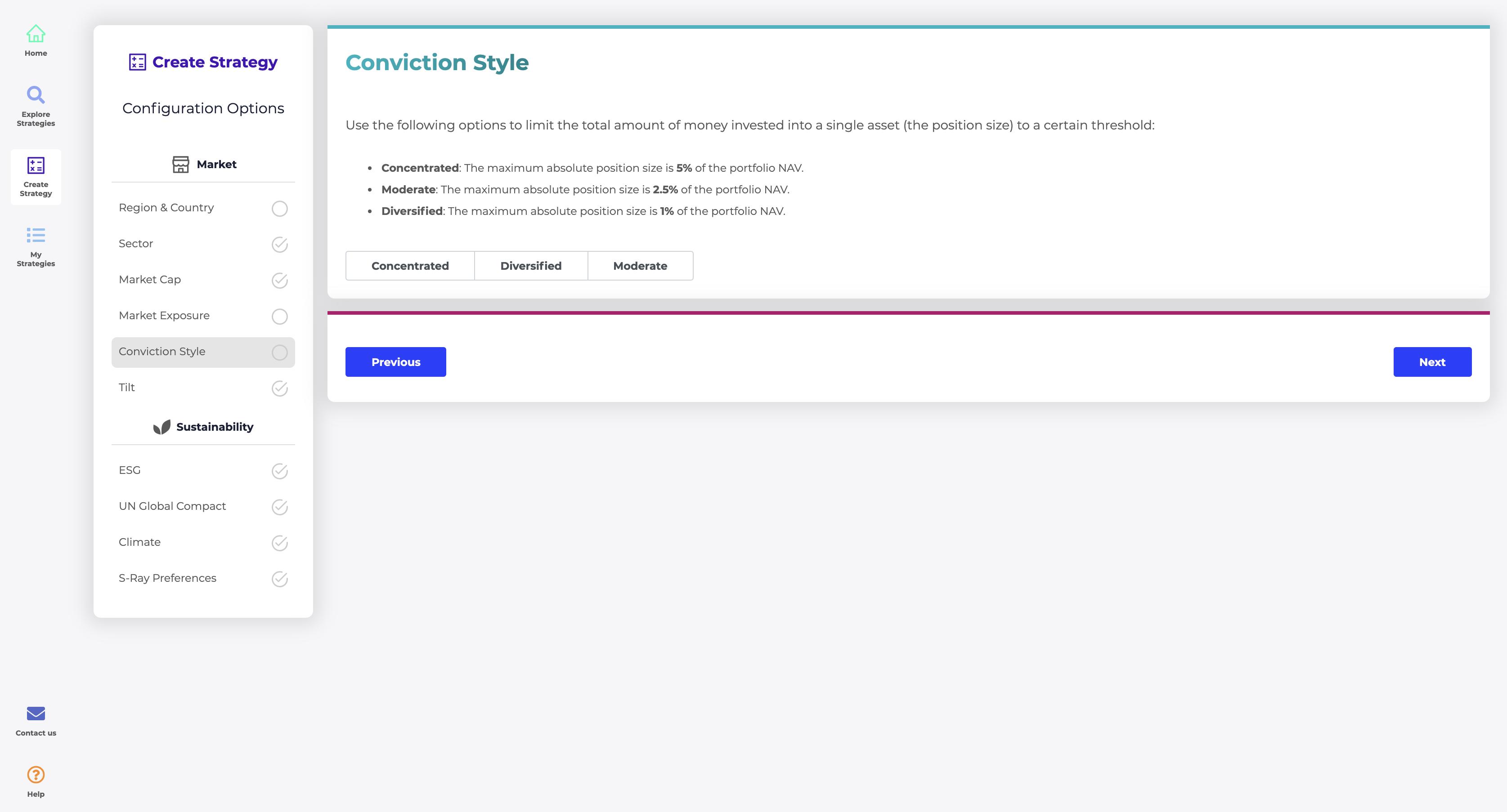 conviction-style
