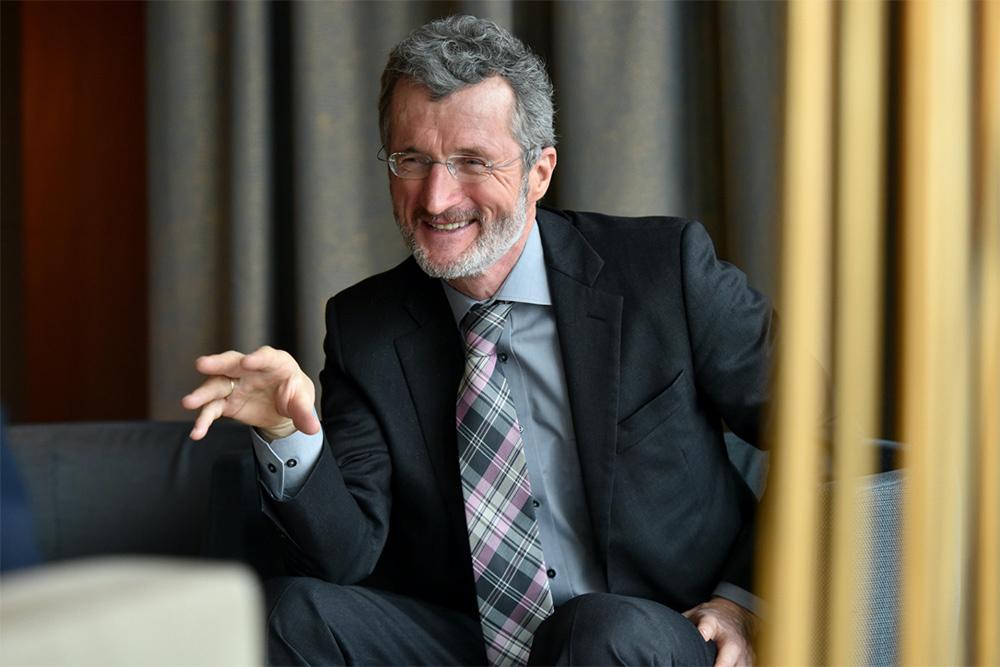 Georg Kell <span>Chairman of Arabesque</span>Georg Kell